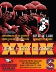 Cover Page of the 2012 Circle City Classic Sponsorship Package