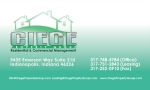 Our Business Card design for Ciege Property Group