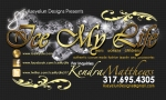 IceMyLife Business Card Design