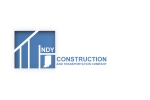 Our logo design for Indy Construction