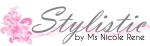 "Logo design for a new jewelry line called ""Stylistic"" by Ms Nicole Rene"
